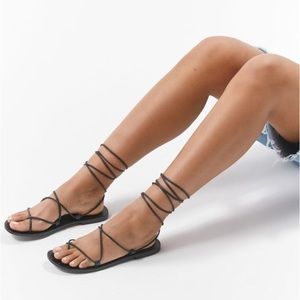 Urban Outfitters Women's Gladiator Sandals Size 8